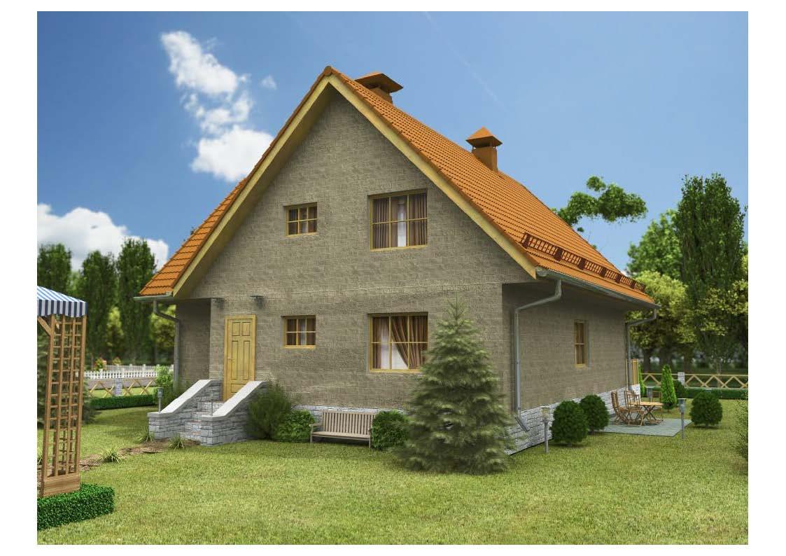Дачные дома и хоз. постройки