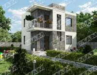 Дом из кирпича ЕФИМ