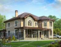 Проекта дома из керамических блоков
