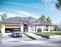 Проект современного дома X12